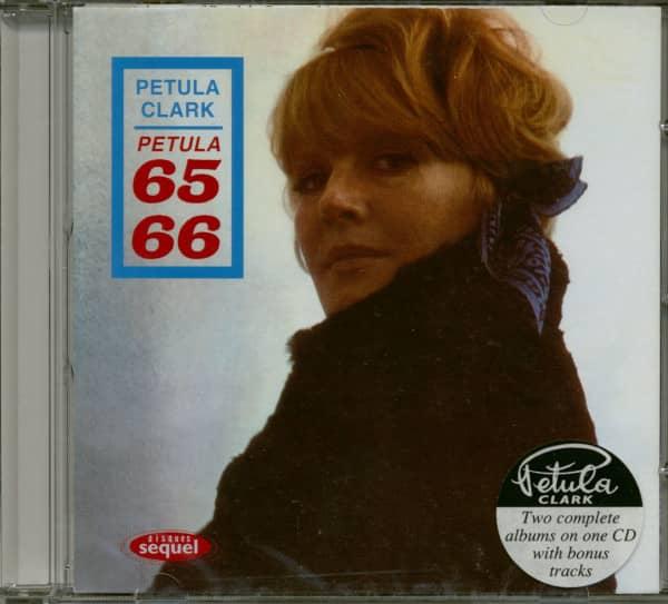 Petula 65 - 66 (CD)