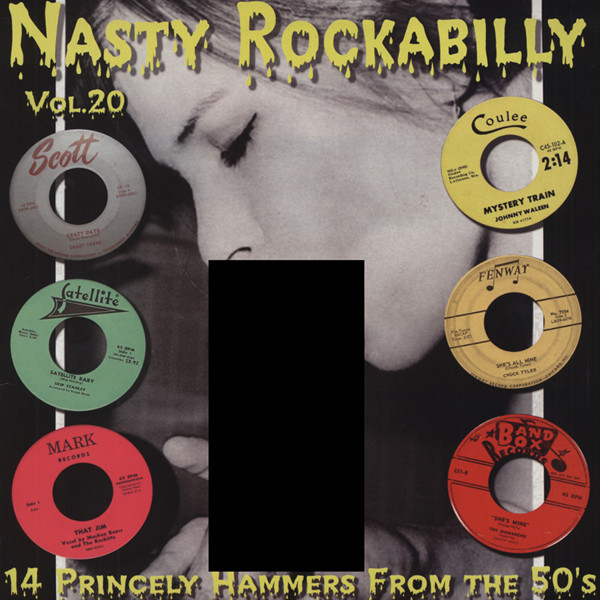 Nasty Rockabilly Vol.20 (Vinyl LP)