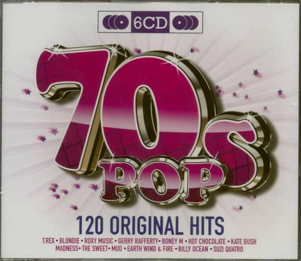 Original Hits - 70s Pop (6-CD)