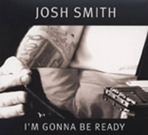 I'm Gonna Be Ready (CD)