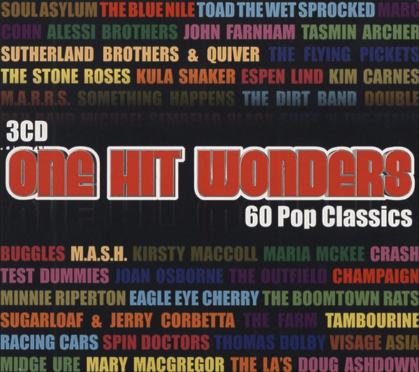 One Hit Wonders 1970-1999 (3-CD)
