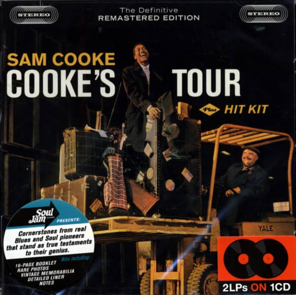 Cooke's Tour Plus Hit Kit