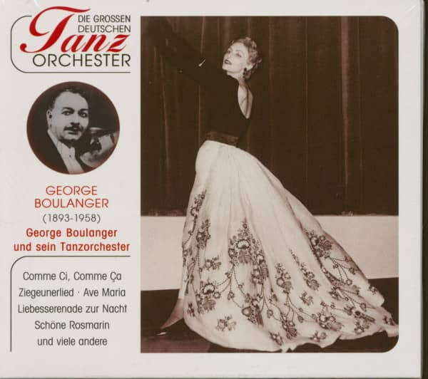 Die grossen deutschen Tanzorchester (1929-43)