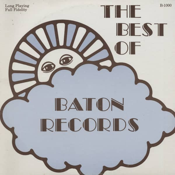 The Best Of Baton Records