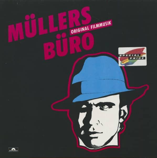Müllers Büro - Original Filmmusik (LP)