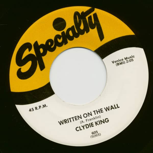Written On The Wall - Our Romance (7inch, 45rpm)