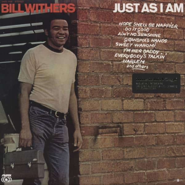 Just As I Am (1971) 180g Rmst.