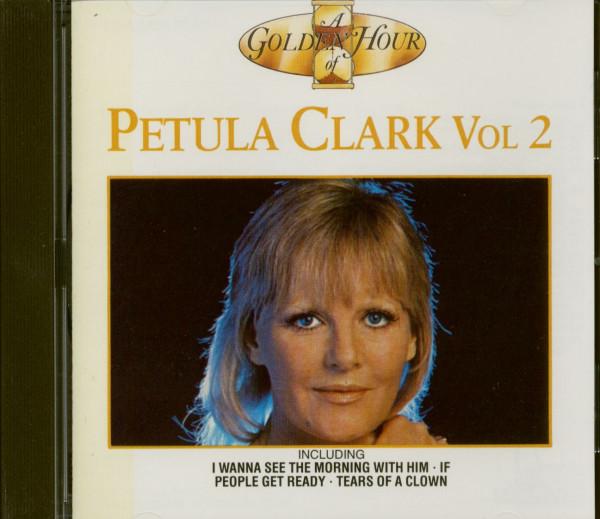 A Golden Hour Of Petula Clark Vol.2 (CD)