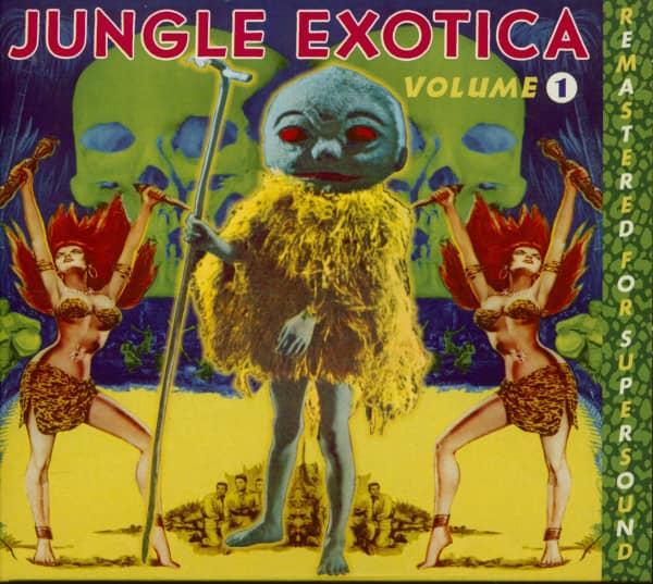 Jungle Exotica Vol.1 (CD)