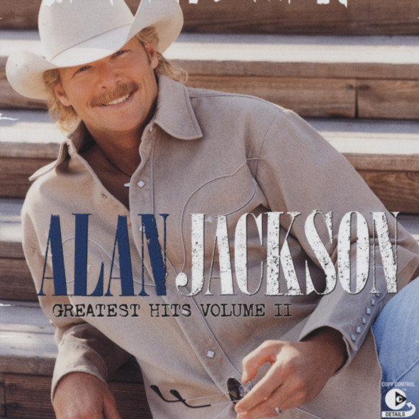 Greatest Hits Volume II (CD)