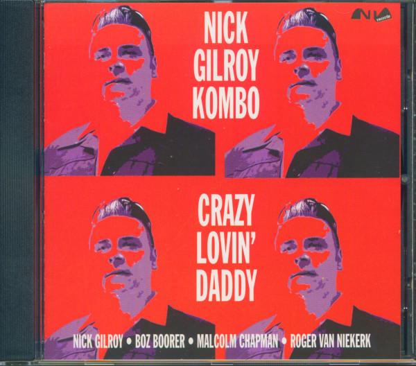 Crazy Lovin' Daddy (CD)