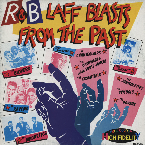 R&B - Laff Blasts From The Past