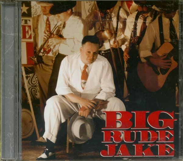 Big Rude Jake (CD)