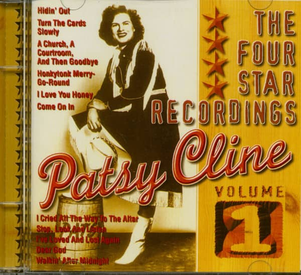 The Four Star Recordings (CD)
