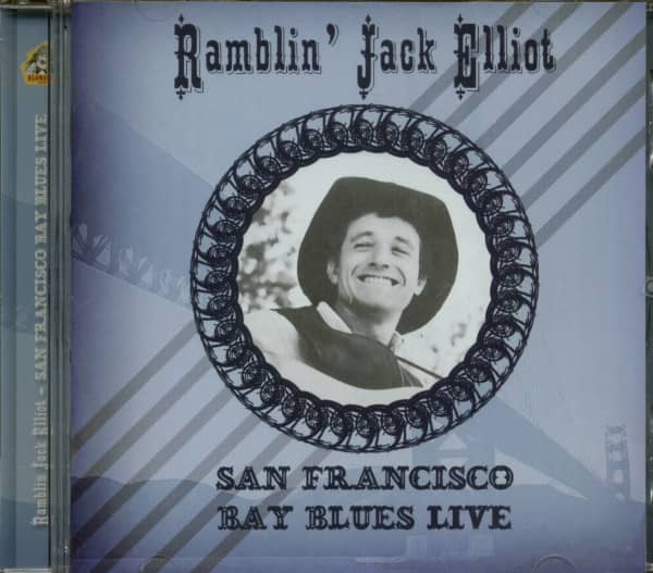 San Francisco Bay Blues Live (CD)
