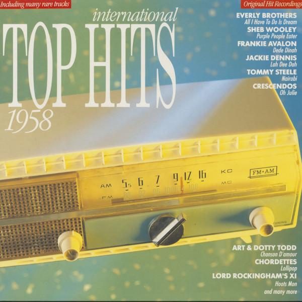 International Top Hits - 1958 (LP)