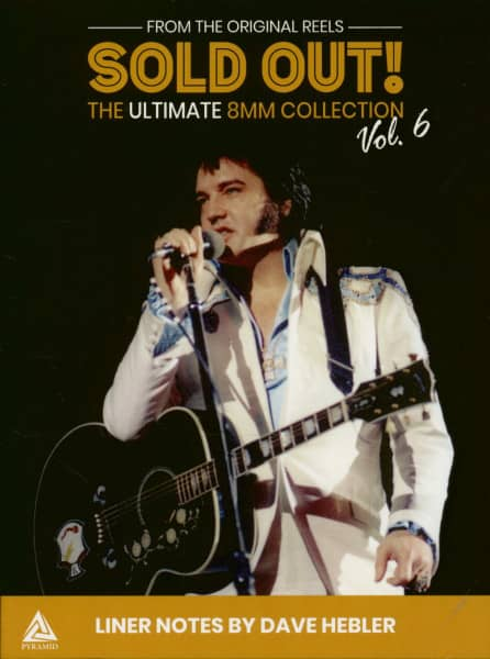 Sold Out! The Rex Martin 8mm Collection Vol.6 (2-DVD)