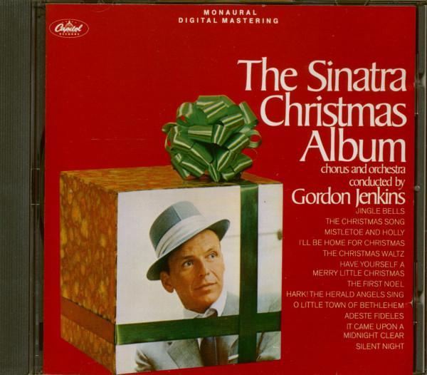 Frank Sinatra Christmas.Frank Sinatra The Sinatra Christmas Album Cd