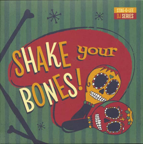 Shake Your Bones! - DJ Series (2-LP)