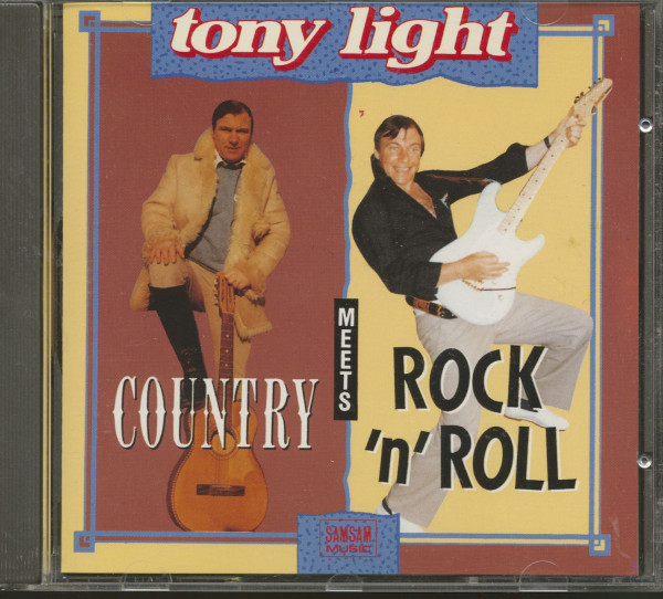 Country Meets Rock & Roll (CD)