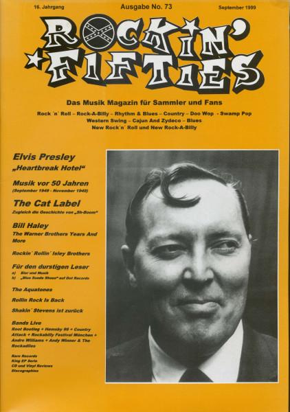 Nr. 73 - Musikmagazin September 1999
