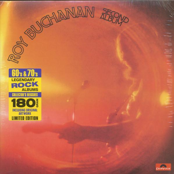 Second Album (LP, 180g, Ltd.)