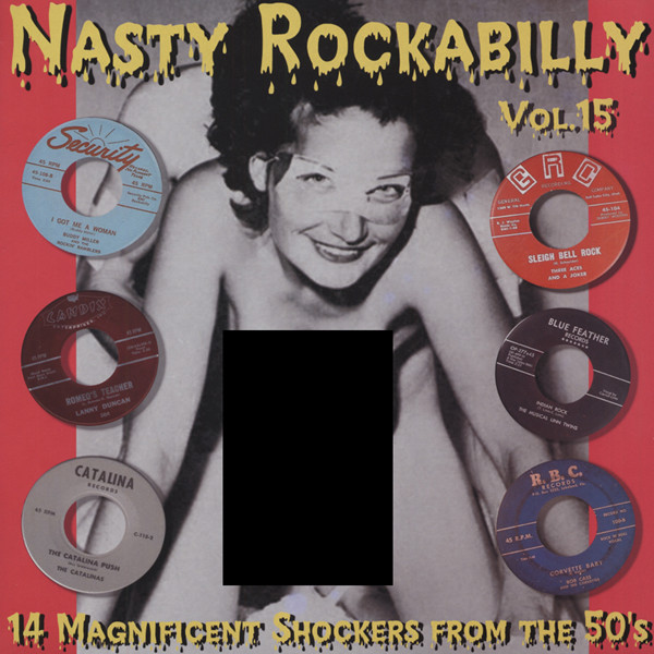 Nasty Rockabilly Vol.15 (Vinyl LP)