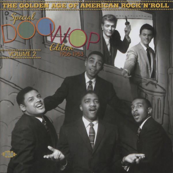 Vol.2, Doo Wop - Golden Age Of US Rock & Roll
