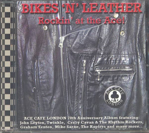 Bikes 'n' Leather - Rockin' At The Ace! (CD)