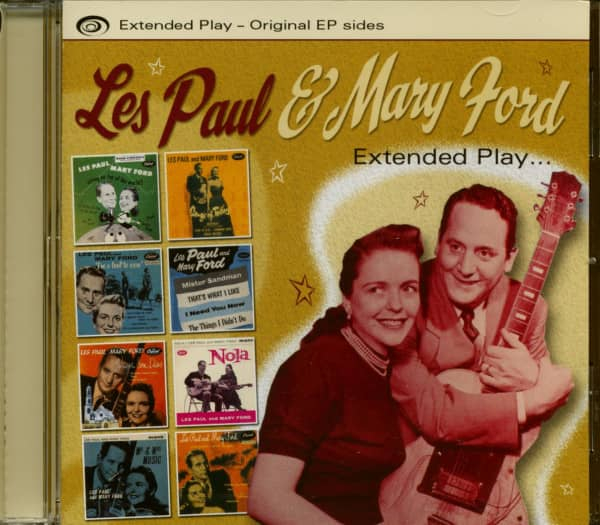 Extended Play - Original EP Sides (CD)