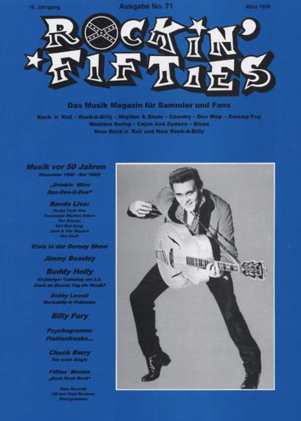 Nr. 71 - Musikmagazin März 1999