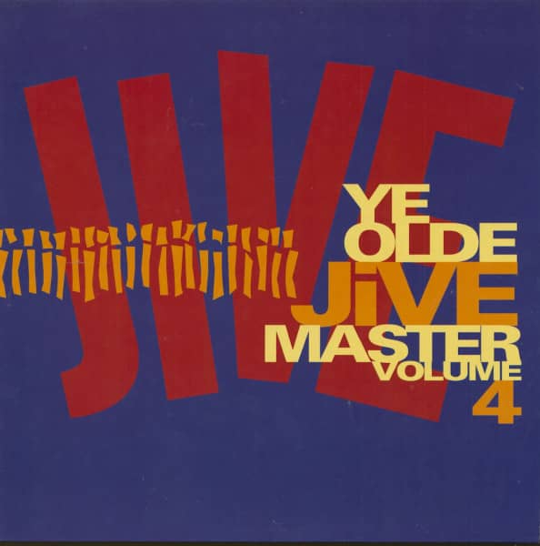 Ye Olde Jive Master, Vol.4 (LP)