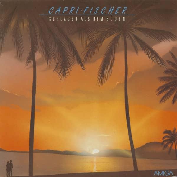 Capri Fischer - Schlager aus dem Süden (LP)