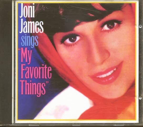 Sings 'My Favorite Things' (CD)