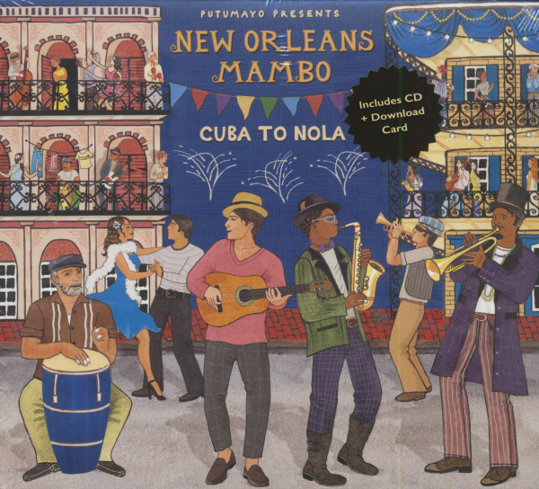 New Orleans Mambo (CD & Download)