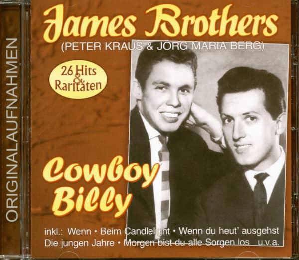 Cowboy Billy - 26 Hits & Raritäten (CD)