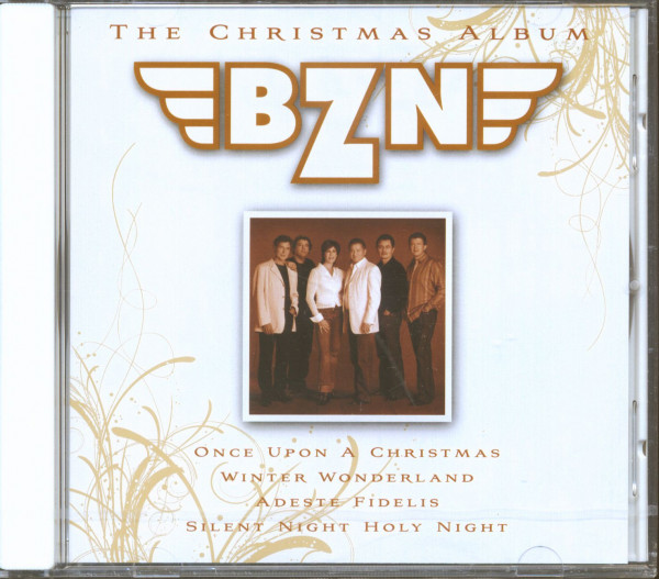 The Christmas Album (CD)
