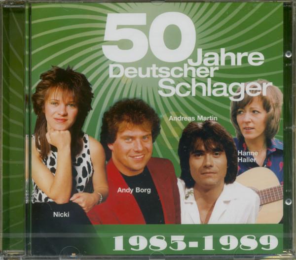 50 Jahre deutscher Schlager - 1985-89