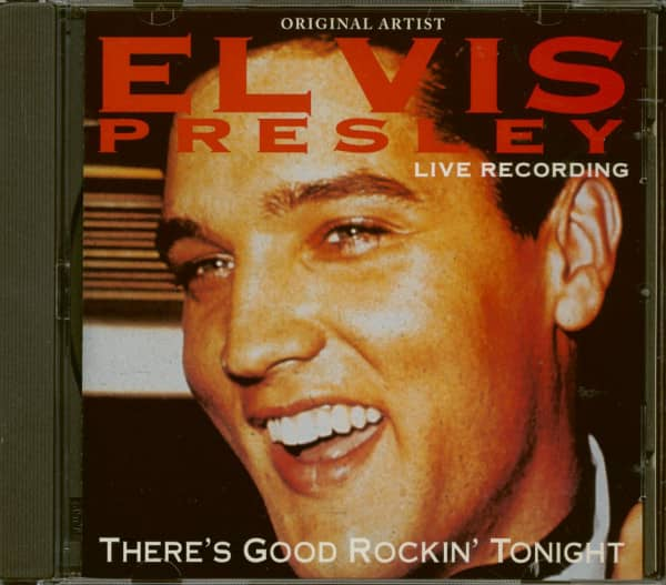 There's Good Rockin' Tonight - Live Recording (CD)