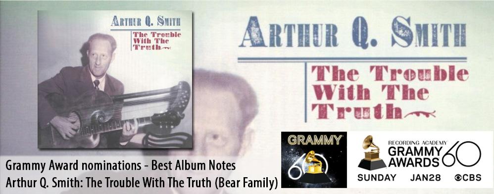 Grammy Award nominations